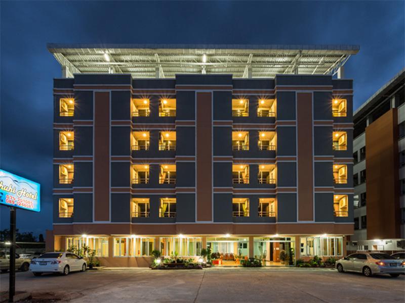 รีวิว โรงแรมภูไฮโฮเทล