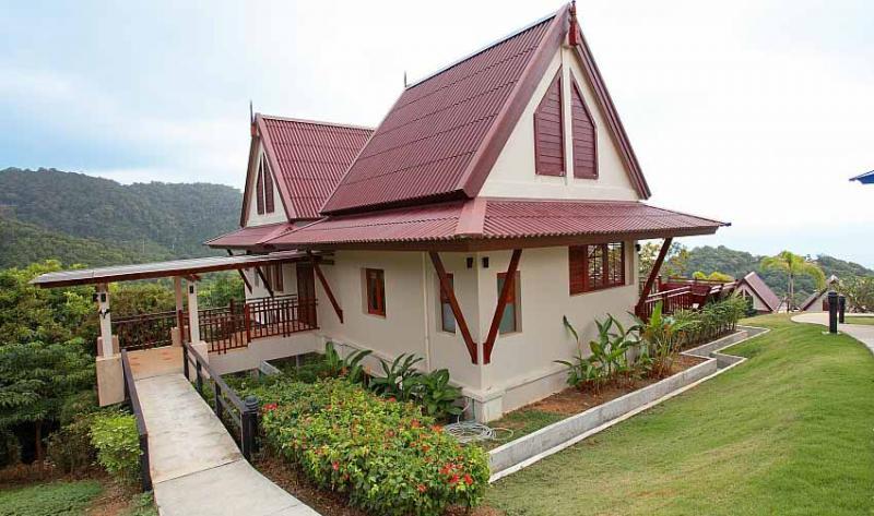 รีวิว บ้านแก้ว เกาะลันตา