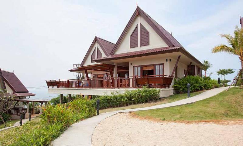 รีวิว บ้านส้ม เกาะลันตา