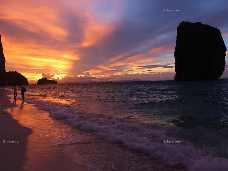 รีวิว ทัวร์กระบี่ 4 เกาะ